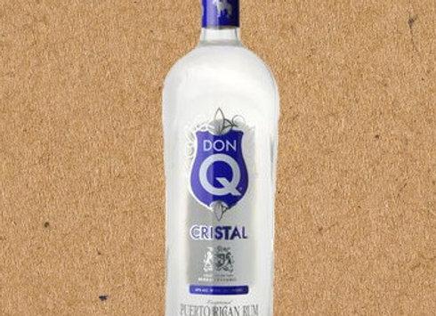 Don Q Cristal / White Rum
