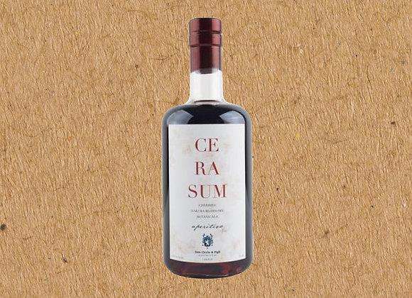 Don Ciccio Figli CeRaSum / Cherry Blossom Aperitivo