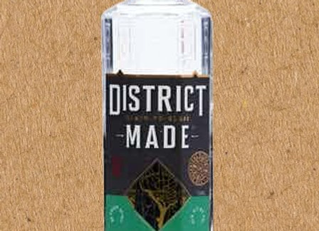 District Made Ivy City Gin / New American Style Gin