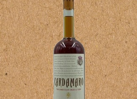 Cardamaro / Carciofo Wine Based Amaro