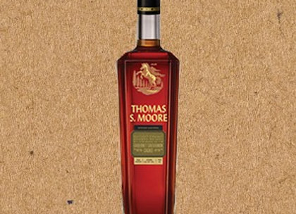 Thomas S. Moore Chardonnay Cask / Straight Bourbon Finished in Chardonnay Casks