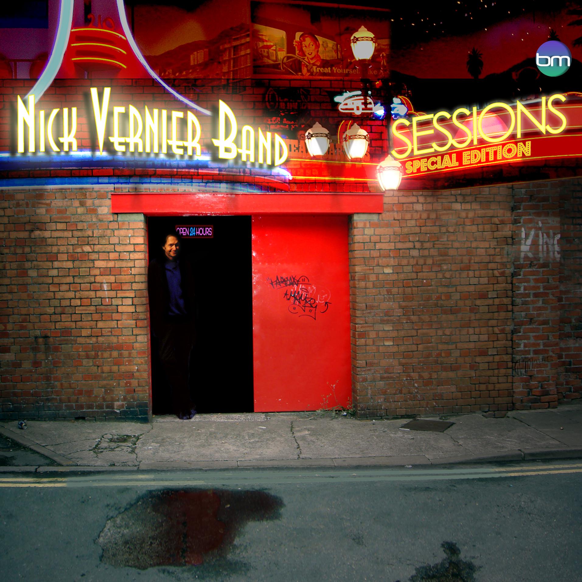 Nick Vernier Band