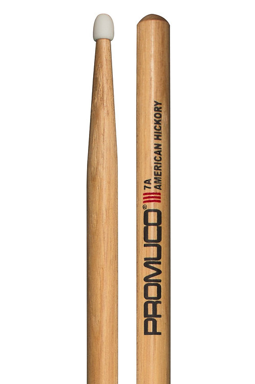 Drumsticks 7A American Hickory