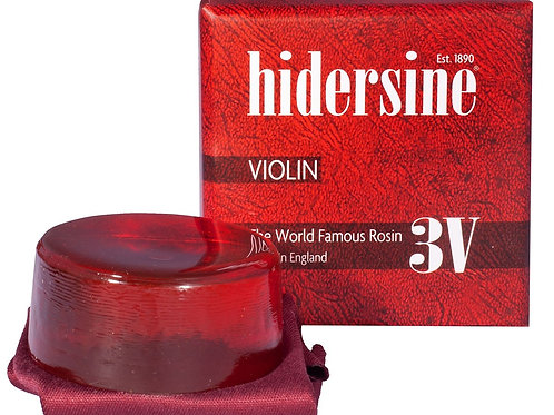 Violin Rosin Clear Medium