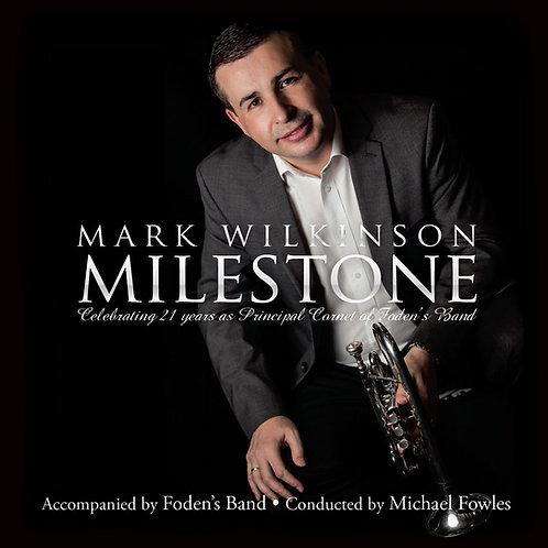 Mark Wilkinson Milestone