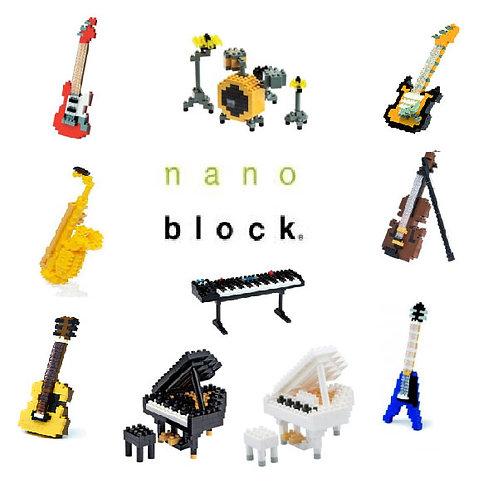 Nanoblock Instruments