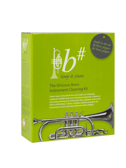 BSharp Brass Cleaning Kit