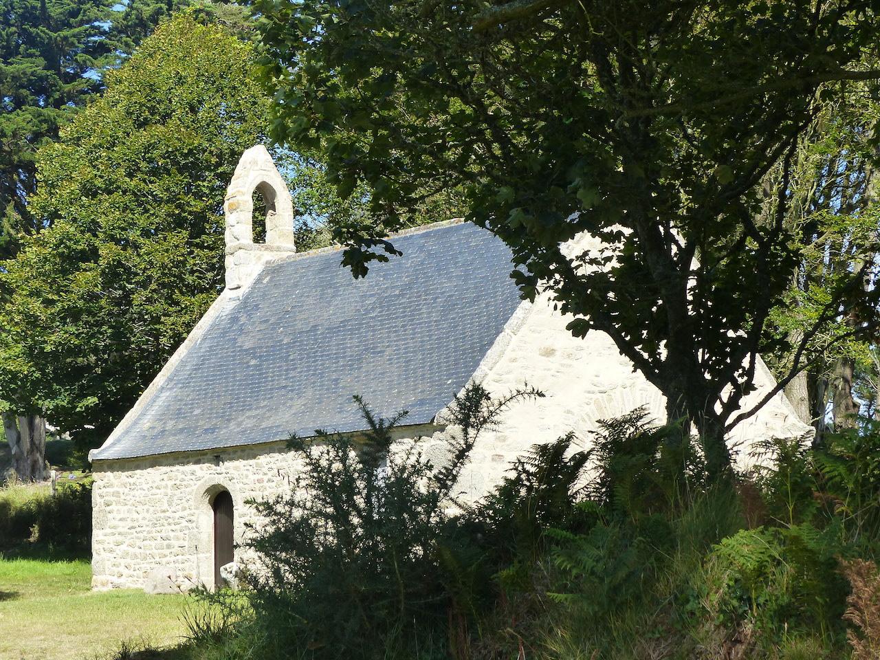 Chapelle de St Gonvel -1