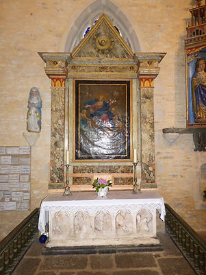 Chapelle de la Vierge - Kersaint