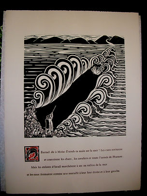 Passage de la mer Morte - C. Cloup
