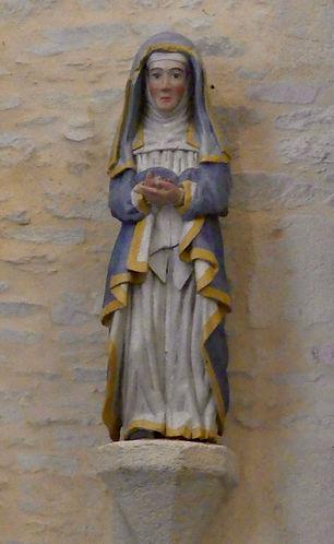 Sainte Femme restaurée