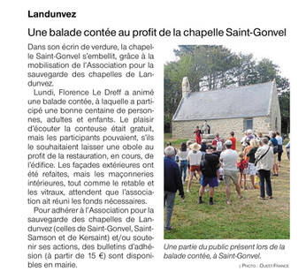 Ouest-France 12 08 2020