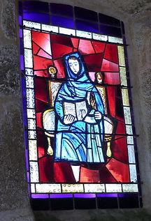 Vitrail Saint-Samson