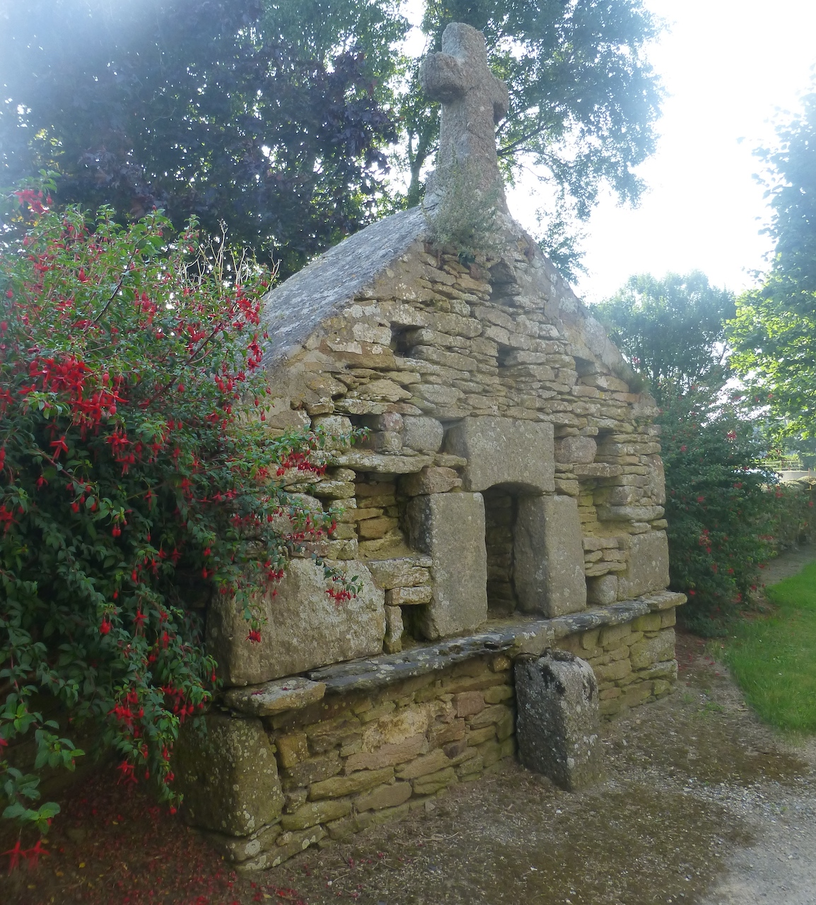 Chapelle de Kersaint _ ossuaire