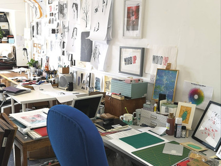 Sharing A Studio Space