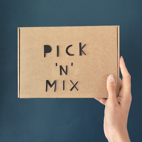 A Pick 'n' Mix of 10 Greetings Cards