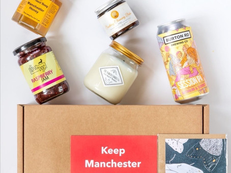 Keep Manchester Thriving Boxes