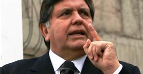 Alan García falleció tras dispararse en la cabeza.