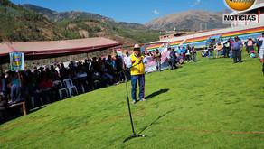 Asi se llevo el debate de candidatos a la gobierno regional y  alcaldía provincial Quispicanchi.
