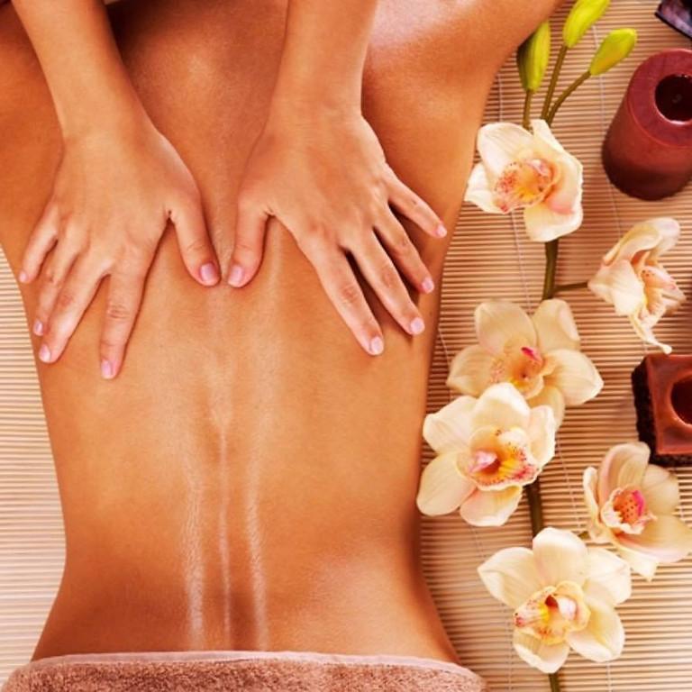 Formation Massage Bien-être et énergétique