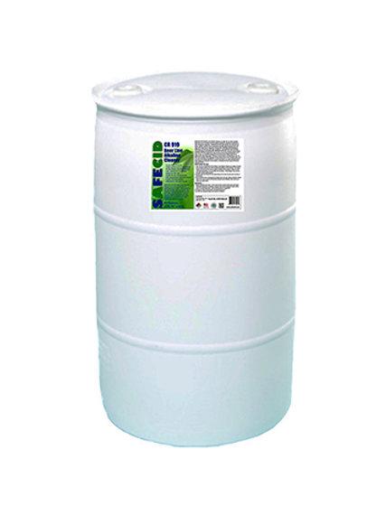 Safecid CR919 Alkaline Beer Line Cleaner - 55 Gallon Drum