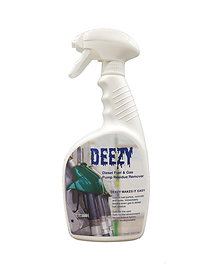 DEEZY Diesel Fuel & Gas Pump Residue Remover Quart Sprayer (FREE SHIPPING)