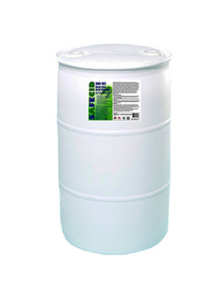 Safecid HR102 Acid Beer Line Cleaner - 55 Gallon Drum