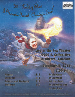 2015 Holiday Flyer