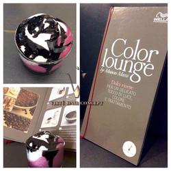 Color lounge by #virtuhairconcept #francosolinas #costasmeralda #capelliebellezza #color #couture #h