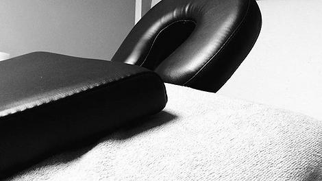 Lettino comfort per depilazione e massaggi