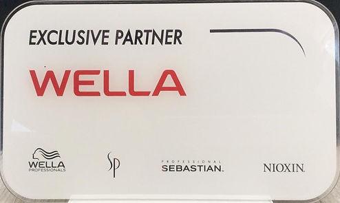 Exclusive Partner Wella