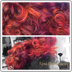 Summer colors #colors #summer #estate #cannigione #sardegna #virtuhairconcept