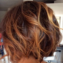 Contrasti #color #hair #hairstyle #hairstyles #capelliebellezza #capelli #cut #taglio #parrucchiere