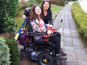Opgroeien met een handicap