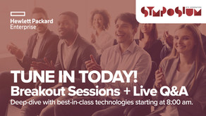 TUNE IN TODAY! Educational Breakout Sessions + LIVE Q&A through 4pm