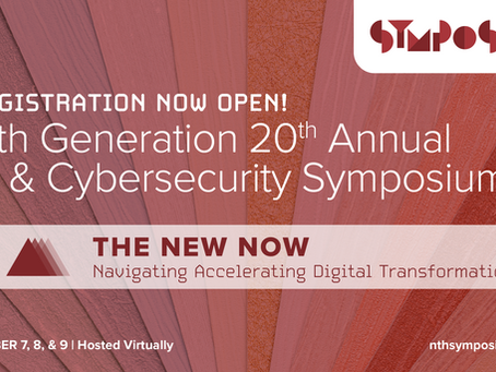 Nth Generation Invites You to Join Us: 20th Annual IT & Cybersecurity Symposium