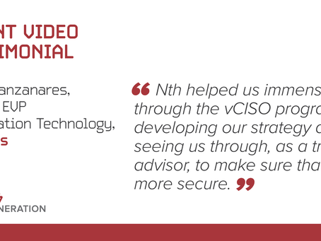CoolSys vCISO Client Testimonial