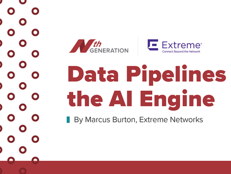 Data Pipelines and the AI Engine