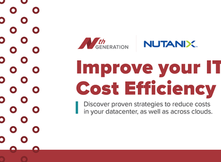 Improving IT Cost Efficiency