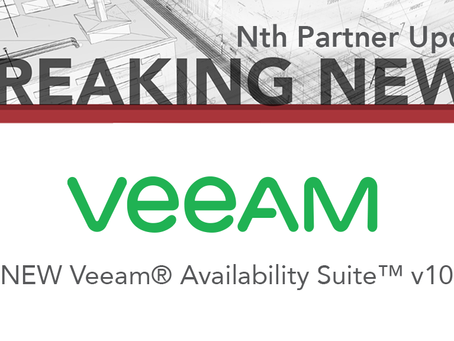 Veeam Releases Next Generation of Data Backup with Highly Anticipated NEW Veeam Availability Suite
