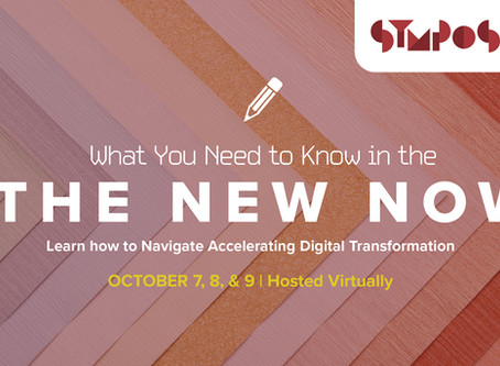 Join Us! Learn About the NEW NOW, Navigating Accelerating Digital Transformation