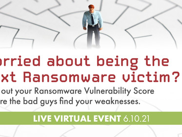 Tech Briefs: Worried About Being The Next Ransomware Victim?