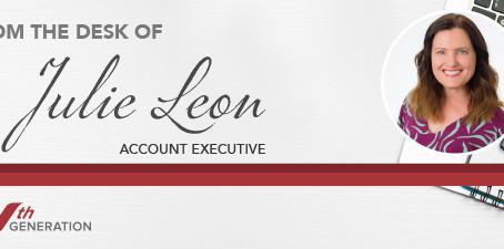 Employee Spotlight: Julie Leon