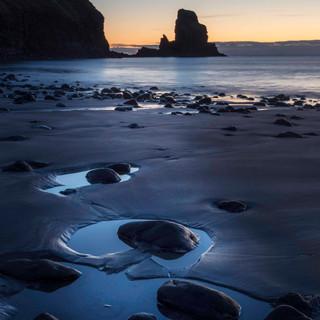 Talisker Beach Isle of Skye