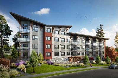 Arbutus Apartments Nanaimo