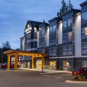 Micro Tel Hotel