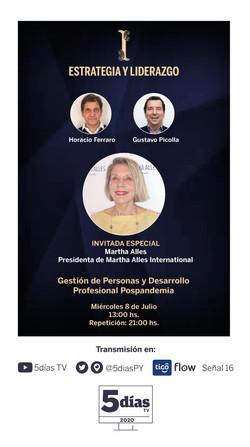 Entrevista 5días Paraguay