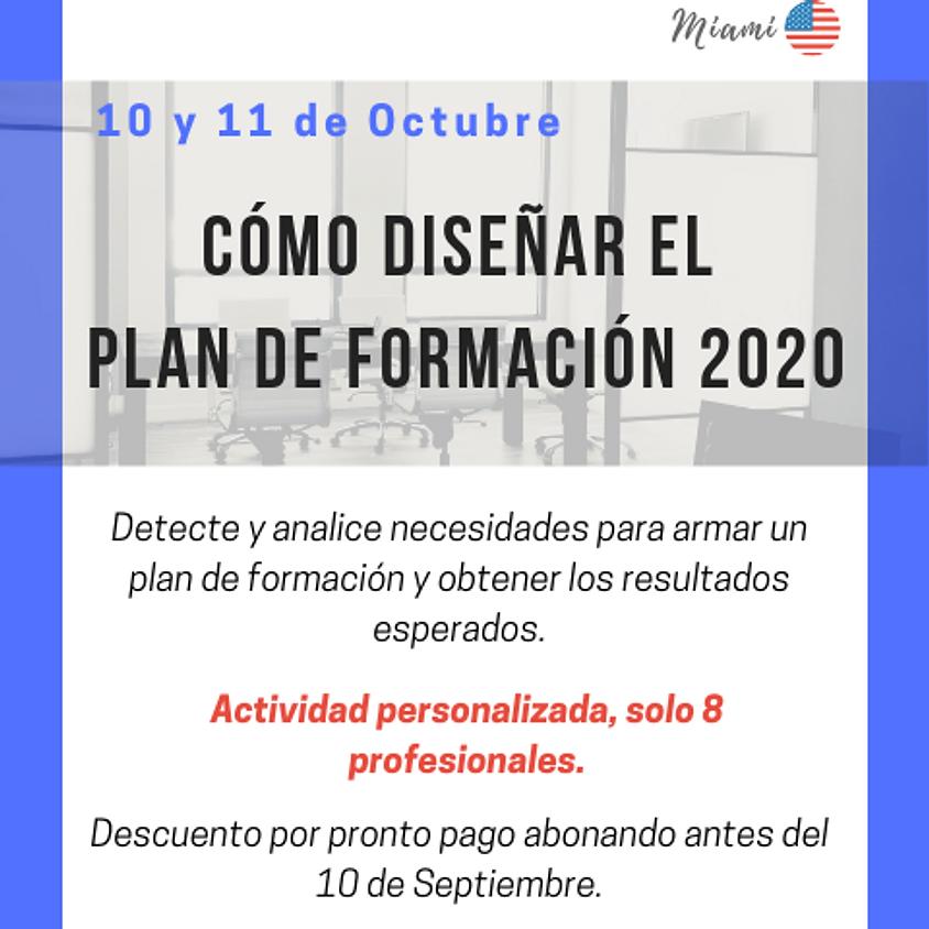 🇺🇸 NUEVO Cómo diseñar el plan de formación 2020