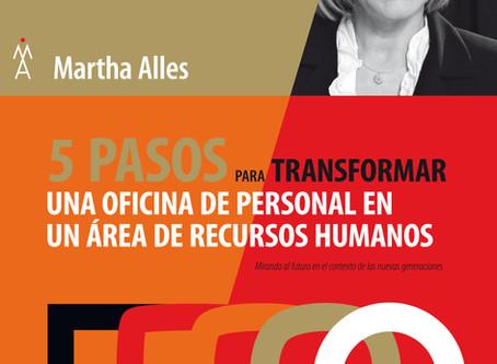 5 pasos para transformar una oficina de personal en un área de Recursos Humanos