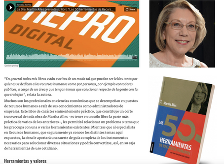 Nota en RePro Digital